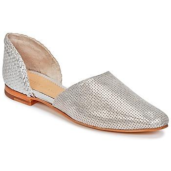 Schoenen Dames Sandalen / Open schoenen Melvin & Hamilton JOOLIE 8 Zilver