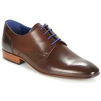 Schoenen Heren Derby Azzaro DELIGO Brown