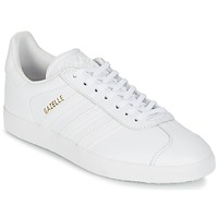 Schoenen Lage sneakers adidas Originals GAZELLE Wit