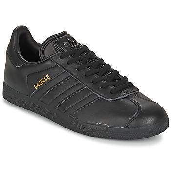 Schoenen Lage sneakers adidas Originals GAZELLE Zwart