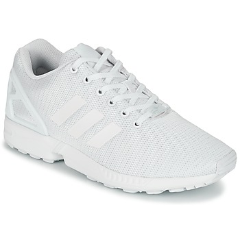 Schoenen Lage sneakers adidas Originals ZX FLUX Wit