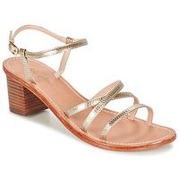 Schoenen Dames Sandalen / Open schoenen Mellow Yellow BALOUNA Goud