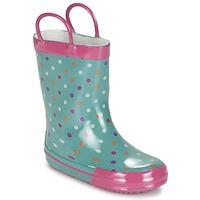 Schoenen Meisjes Regenlaarzen Be Only LIZZIE Blauw