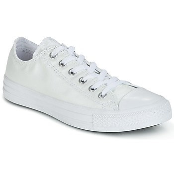 Schoenen Dames Lage sneakers Converse CHUCK TAYLOR ALL STAR SEASONAL METALLICS OX Wit / Metallic