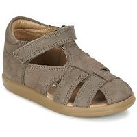 Schoenen Jongens Sandalen / Open schoenen Shoo Pom PIKA BOY TAUPE