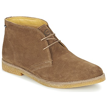 Schoenen Heren Laarzen Base London CHARLTON Brown