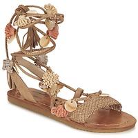 Schoenen Dames Sandalen / Open schoenen Elue par nous ZECTEUR Brown