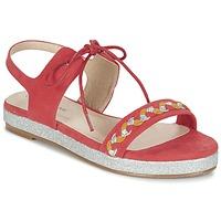 Schoenen Dames Sandalen / Open schoenen Moony Mood GLOBUNE Roze