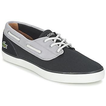 Schoenen Heren Bootschoenen Lacoste JOUER DECK 117 1 Zwart