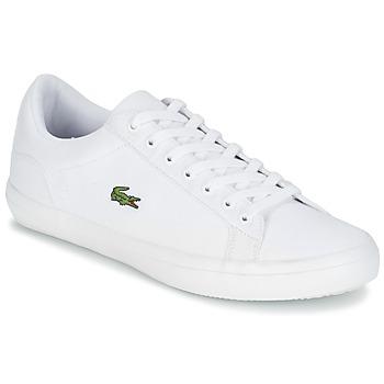 Schoenen Heren Lage sneakers Lacoste LEROND BL 2 Wit