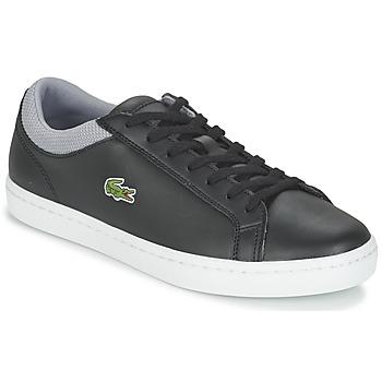 Schoenen Heren Lage sneakers Lacoste STRAIGHTSET SP 117 2 Zwart