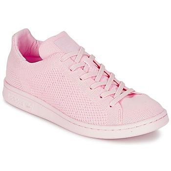 Schoenen Dames Lage sneakers adidas Originals STAN SMITH PK Roze