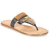 Schoenen Dames Slippers Tamaris NIRI Brown