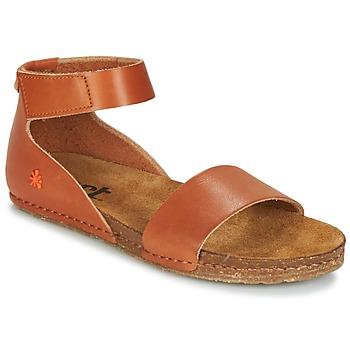 Schoenen Dames Sandalen / Open schoenen Art CRETA Brown