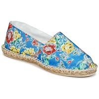 Schoenen Dames Espadrilles Art of Soule PRINT Blauw