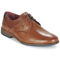 Schoenen Heren Derby Fluchos ALONSO Brown
