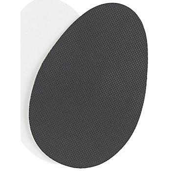 Accessoires Schoenen accessoires Famaco Patins d'usure T2 noir Zwart
