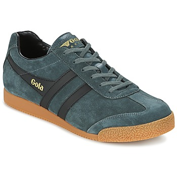 Schoenen Heren Lage sneakers Gola HARRIER Grijs / Zwart