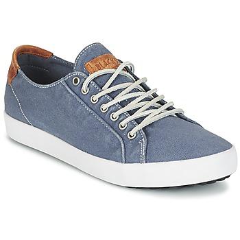 Schoenen Heren Lage sneakers Blackstone NM95 Blauw