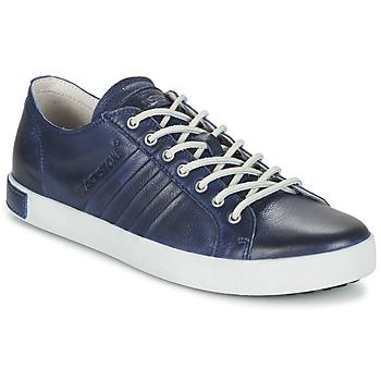 Schoenen Heren Lage sneakers Blackstone JM11 Marine