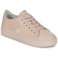 Schoenen Dames Lage sneakers Blackstone NL33 Roze