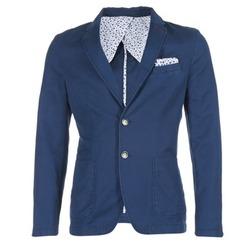 Textiel Heren Jasjes / Blazers Benetton MASKIOL Marine