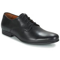 Schoenen Heren Derby Paul & Joe GREY Zwart