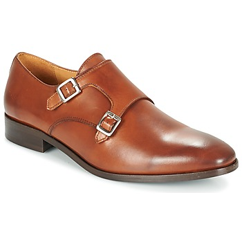 Schoenen Heren Derby Brett & Sons LIVENE Brown