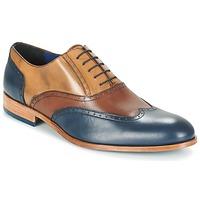Schoenen Heren Klassiek Brett & Sons ROLIATE Brown / Beige / Blauw