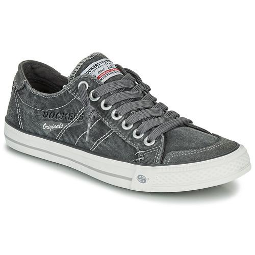 Schoenen Heren Lage sneakers Dockers by Gerli JOLEVE Grijs