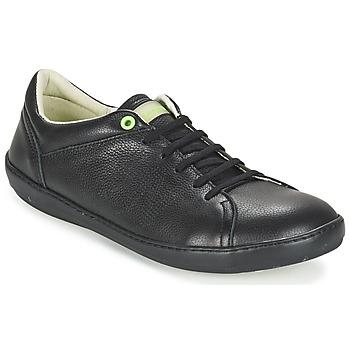 Schoenen Heren Lage sneakers El Naturalista METEO Zwart