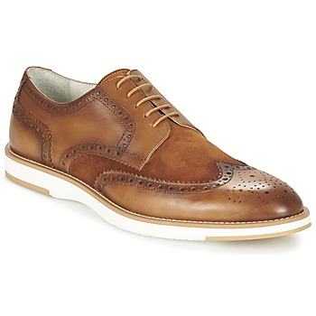 Schoenen Heren Derby Heyraud ETIENNE Brown