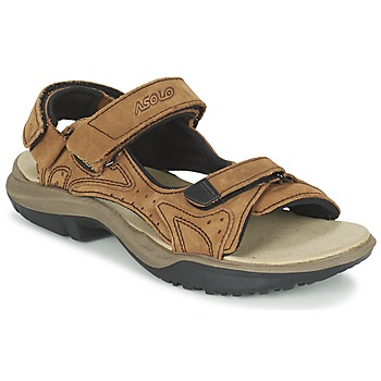 Schoenen Heren Outdoorsandalen Asolo METROPOLIS Brown