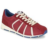 Schoenen Heren Lage sneakers Levi's ALMAYER II Rood