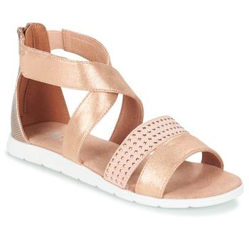 Schoenen Meisjes Sandalen / Open schoenen Bullboxer MELONILE Roze
