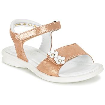 Schoenen Meisjes Sandalen / Open schoenen Mod'8 JANAH Goud