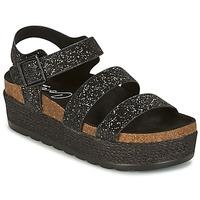 Schoenen Dames Sandalen / Open schoenen Coolway CUMBIA Zwart