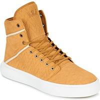 Schoenen Heren Hoge sneakers Supra CAMINO Geel