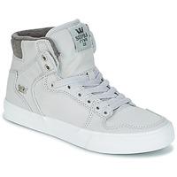 Schoenen Hoge sneakers Supra VAIDER Grijs