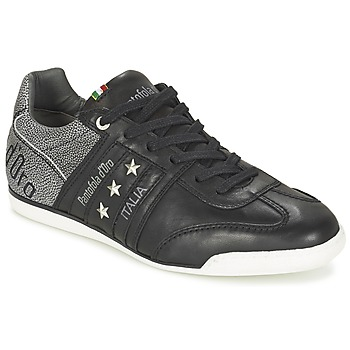 Schoenen Heren Lage sneakers Pantofola d'Oro IMOLA FUNKY UOMO LOW Zwart