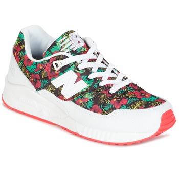 Schoenen Dames Lage sneakers New Balance W530 Groen / Rood