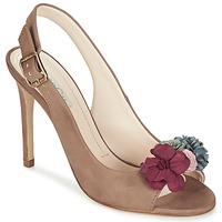 Schoenen Dames Sandalen / Open schoenen Paco Gil BRAZIL Brown