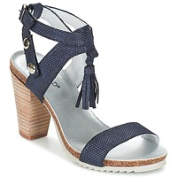 Schoenen Dames Sandalen / Open schoenen Regard RIKIL Blauw