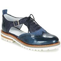 Schoenen Dames Derby Regard ROAXI Blauw