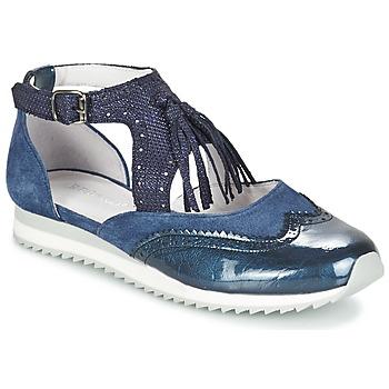 Schoenen Dames Ballerina's Regard RULAMI Blauw