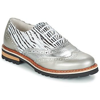 Schoenen Dames Derby Regard ROAXA Zilver