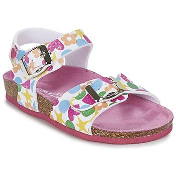 Schoenen Meisjes Sandalen / Open schoenen Agatha Ruiz de la Prada BIDOU Multikleuren
