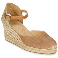 Schoenen Dames Sandalen / Open schoenen Unisa CACERES Brown