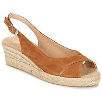 Schoenen Dames Sandalen / Open schoenen Unisa CAMPI  CAMEL