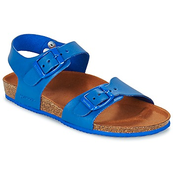 Schoenen Jongens Sandalen / Open schoenen Garvalin SOULI Blauw